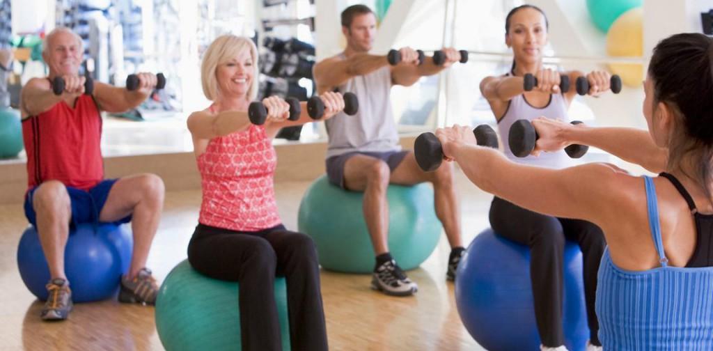 Rückenschule Kurs Physiotherapie
