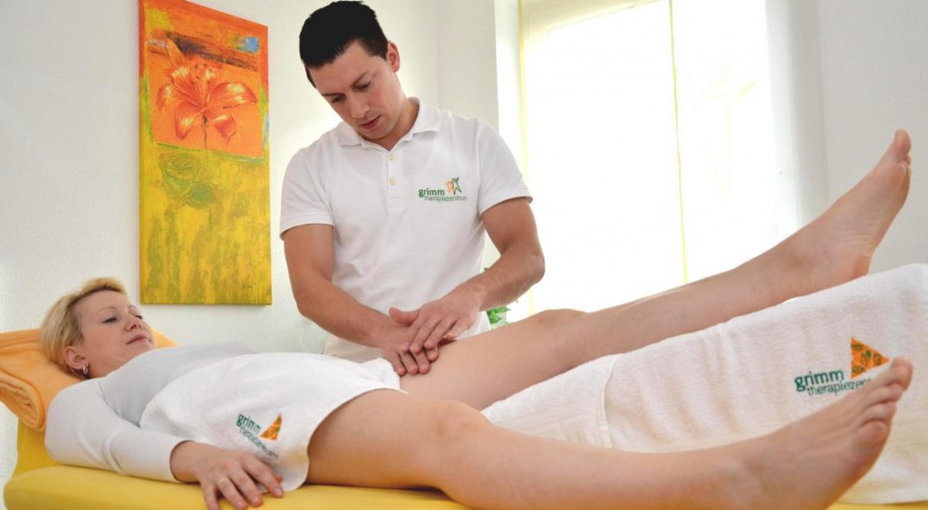 Lymphdrainage Grimm Physiotherapie