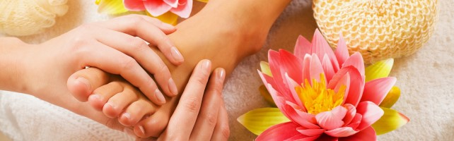 Fußzonenreflex Massage Therapiezentrum Grimm